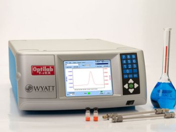 The Optilab® T-rEX™ UHPLC Refractometer with EXtended Range
