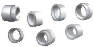 Vacuum Formed Ceramic Fiber Vestibule Blocks and Insulation Tubes