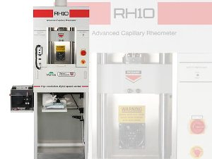 Capillary Rheometers for High Force Conditions - Rosand RH7 & RH10