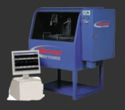 Starrett profilometer off line automated non contact for Bytewise measurement systems