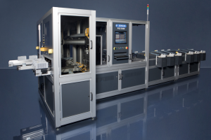 PVS-5000: High Throughput PV Wafer Inspection and Sorting System