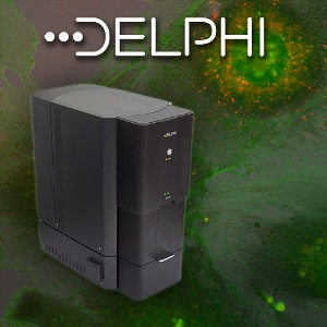 The Delphi Fully Integrated Tabletop Fluorescence and Electron Microscope