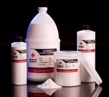 Alumina Powders and Suspensions from Advanced Abrasives Corporation