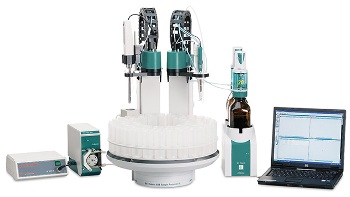 Automated Sample Preparation for Titration: the 815 Robotic Titration Soliprep from Metrohm