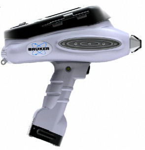 S1 TURBOSD Handheld XRF from Bruker
