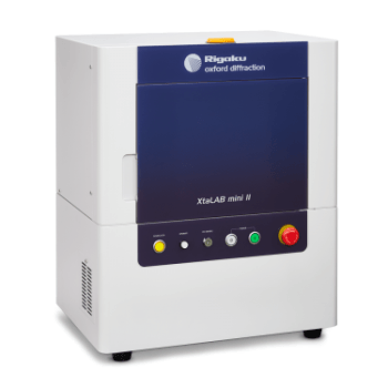 XtaLAB mini™ II Benchtop Chemical Crystallography System