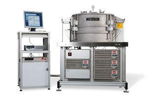 Guarded Hot Plate System GHP 456 Titan® for Determination of Thermal Conductivity of Insulations from Netzsch