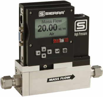SmartTrak 100HP – Ultra – High Pressure Gas Mass Flow Meters & Controllers