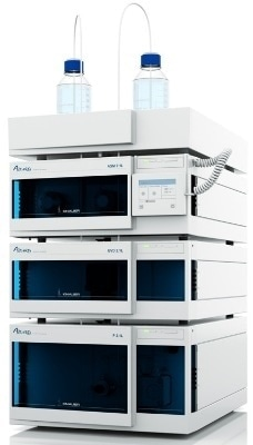 Fully Automated HPLC System - AZURA Lab Prep LC 50 HPG