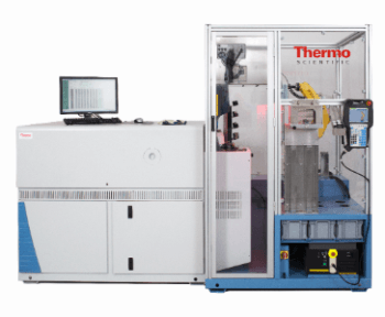 ARL™ SMS-2300 Robotics-Based Automation for OES or XRF from Thermo Scientific