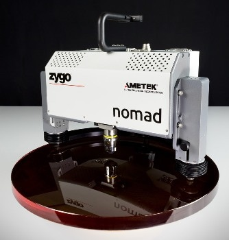 Measuring Large Surfaces with the Nomad Portable Optical Profiler