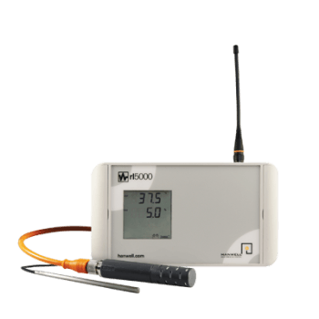 Measuring CO2 and Temperature in Laboratories and Incubators with the RL5016/8