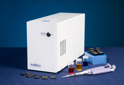 W130i Dynamic Light Scattering System for Sizing Sub-Micron Particles from Avid Nano