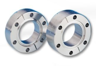 CF Flanges with Low Magnetic Permeability – 316LN DEL-SEAL™