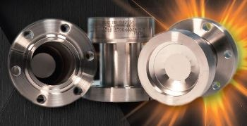 Pressure Relief for Ultra High Vacuum Systems – Pressure Burst Disks