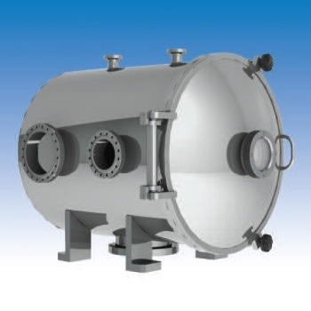 Standard, Electropolished Cylindrical Chambers