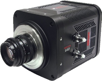 NIRvana: 640 InGaAs Camera for Low-Light Scientific SWIR Imaging and Spectroscopy Applications