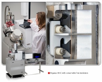 2D Gas Chromatography with Time-of-Flight Mass Spectrometer - Pegasus® 4D-C