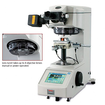 Micro Hardness Tester - HM200 from Spectrographic