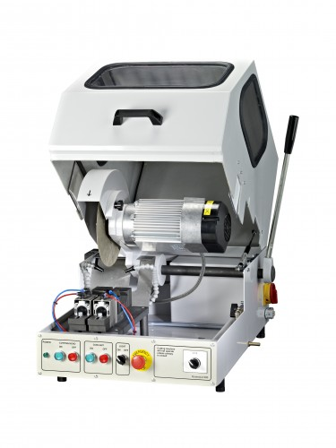 Metallurgical Abrasive Cutter for Sample Preparation from Spectrographic