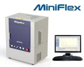 Analysis of Polycrystalline Materials with Benchtop XRD Instrument - MiniFlex
