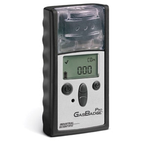 Gas Hazard Protection with the GasBadge Pro Gas Detector
