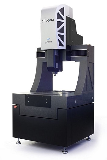 Measuring Industrial Materials with the New μCMM