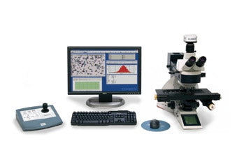 Reproducible Particle Size and Shape Image Analysis