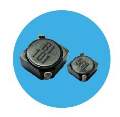 Shielded Surface Mount Inductors with a Miniature Low Profile - HA66