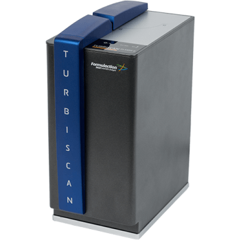 Compact and Robust Colloid Stability Analyzer - Turbiscan CLASSIC2