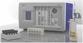 ModuLab-MTS System for the Electrical Characterization of Materials By Solartron