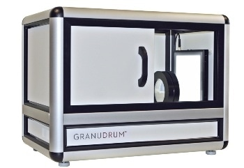 Powder Rheometer for Dynamic Angle of Repose and Cohesive Index Measurements – GranuDrum