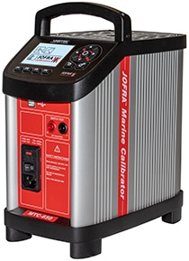 Marine Temperature Calibrator for the Maritime Industry