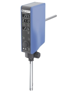 Enable Operation Time Detection and Temperature Measurement via RFID - T 25 Easy Clean Control Disperser