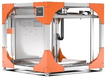Industrial 3D Printing for Large-Scale Objects – The BigRep One