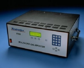 Computerized Multi-Gas Calibration System — Series 6100