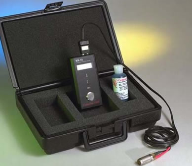 MX-10 Ultrasonic Thickness Gauge from Centurion NDT