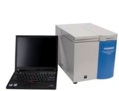 Particle Size Analyser LA-300 From Horiba Scientific