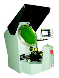 Classic 14T Delta Optical Comparator from J&L Metrology
