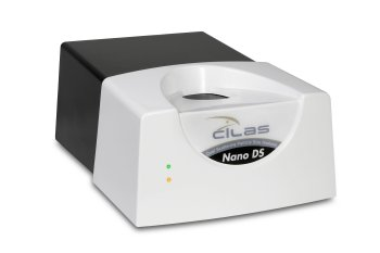 Nano Particle Size Analyzer - Nano DS from CILAS