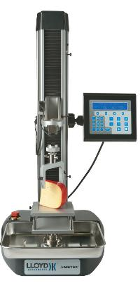 Texture Analyser 102 kgf (1 kN, 225 lbf) from Lloyds Instruments