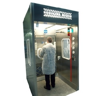 Vitalair Downflow Booths