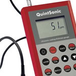QuintSonic Ultrasonic Coating Thickness Gauge from ElektroPhysik
