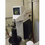 Rockwell Hardness Tester - Indentec form Spectrographic