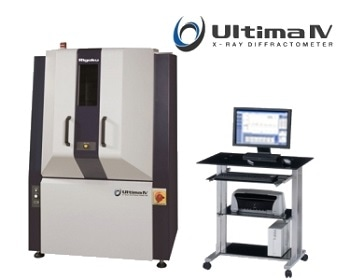 Ultima IV Multipurpose X-ray diffraction system by Rigaku