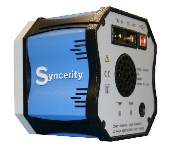 Syncerity CCD Camera for OEM and Research Applications