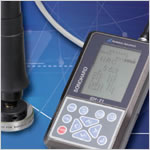 High Resolution SH-21 Portable Hardness Tester from Micro Photonics