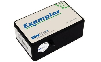 Exemplar from B&W Tek - Smart CCD Spectrometer