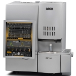 Leco Corporation Offers CS744 Instrumentation to Analyse Carbon/Sulfur in Inorganic Materials