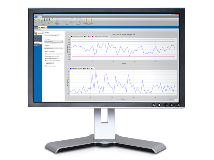 Software for Managing and Analyzing Test Results - TrendTracker